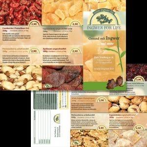 Nut & candy folder